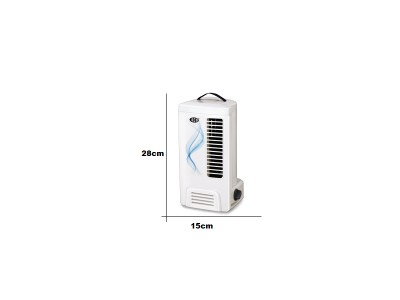 Aco A-100-P Twist Tower Fan