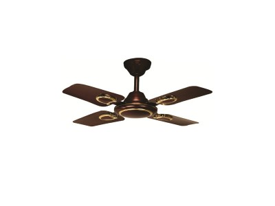 "Rally Oscar 4 Blade 24"" H.S. Ceiling Fan"
