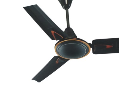 Rally Smart  Deco Mat Black Ceiling Fan
