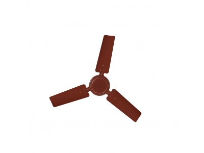 Maharaja Whiteline Spinz Deco Brown Ceiling Fan