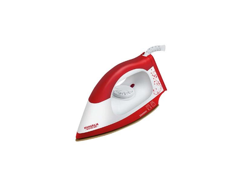 Maharaja Whiteline Blossom Red Dry Iron
