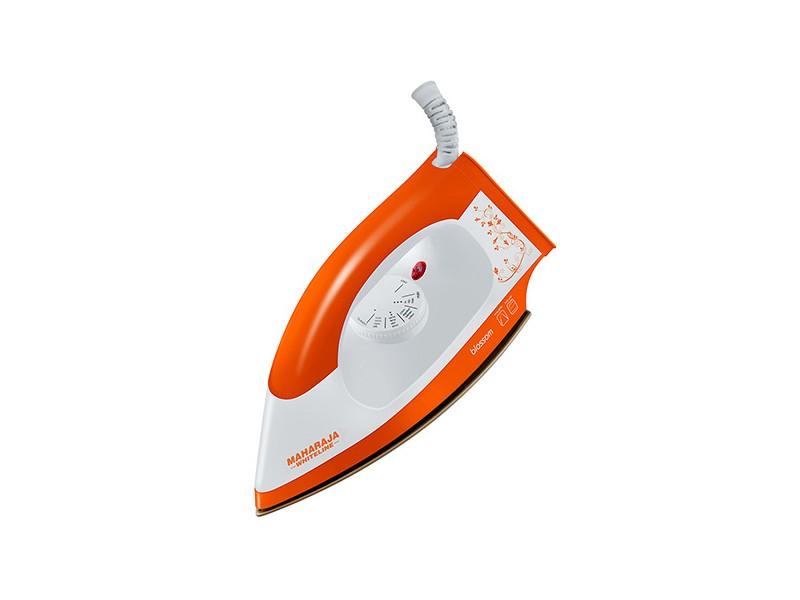 Maharaja Whiteline Blossom Saffron Dry Irons