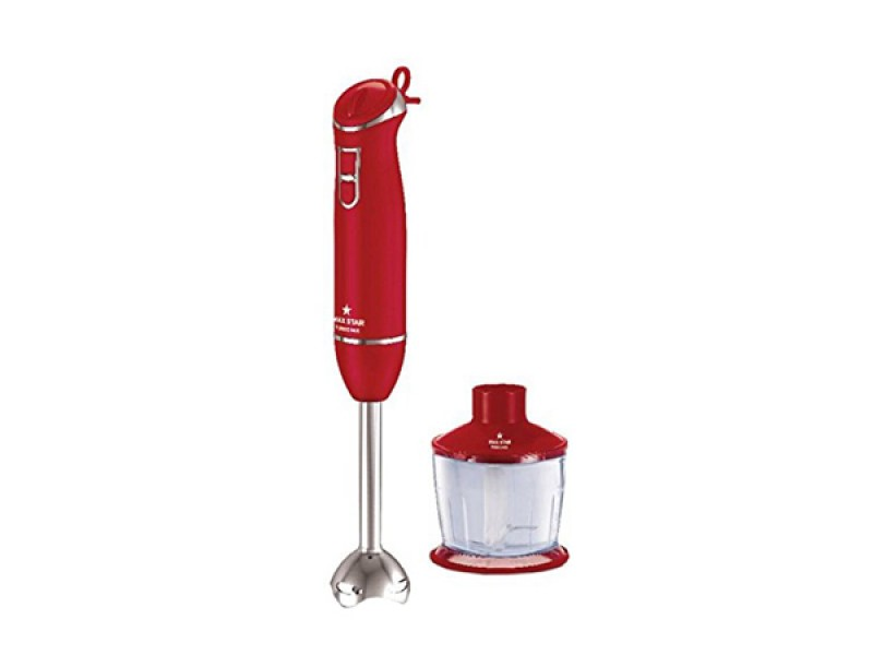 Max Star Turbo Mix Hand Blender With Chopper