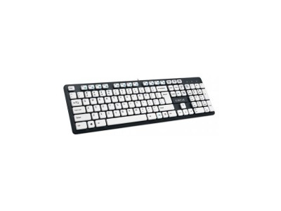 Circle C-23 White Key Board
