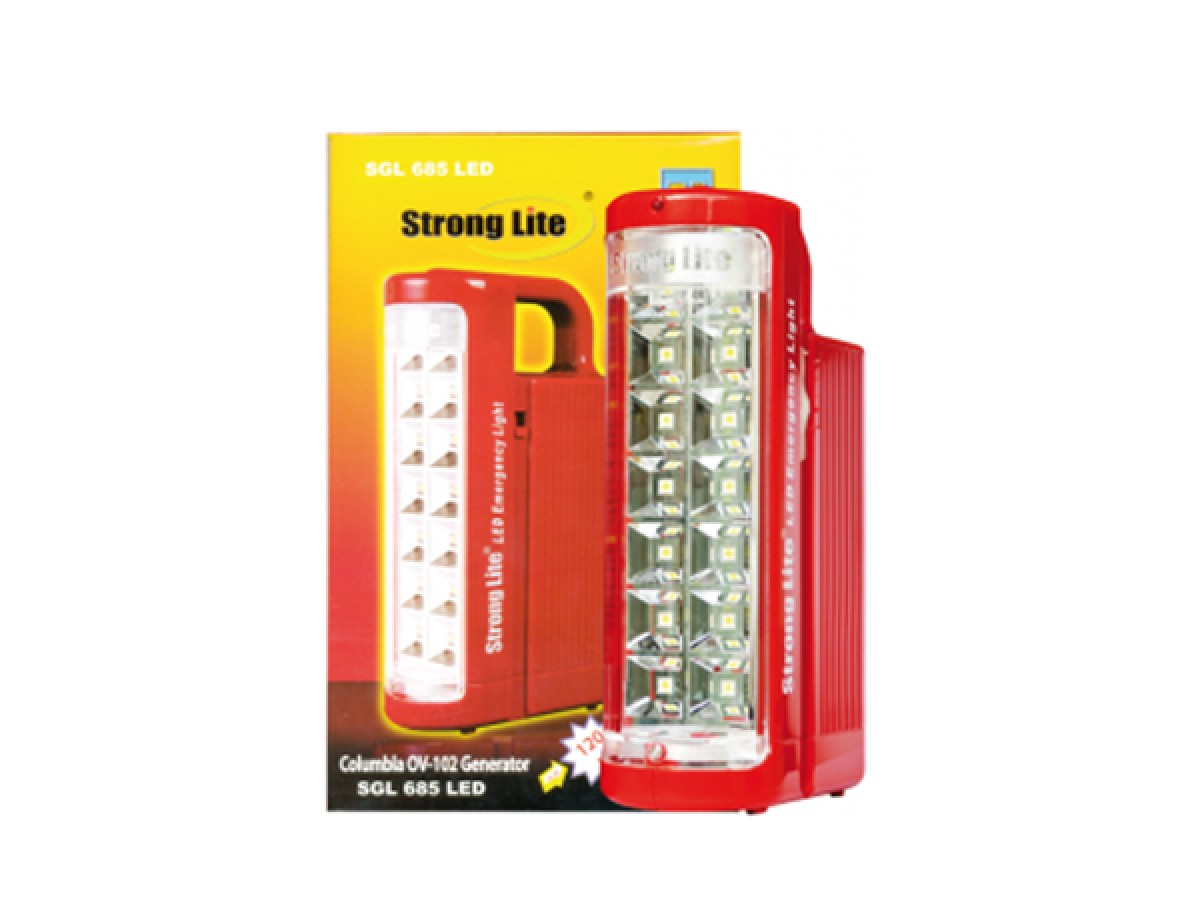 Led Emergency Light Strong Lite 685