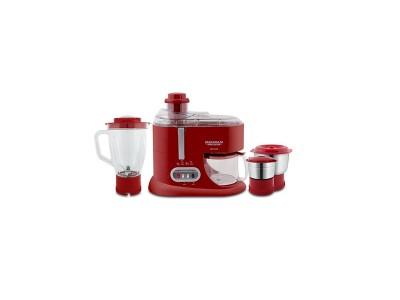 Maharaja Whiteline Ultimate Red Tresure Mixer Juicer