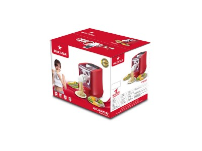 Max Star Kitchen Chef Noodle Maker