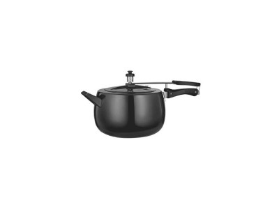 Quba Anodized 3.3L Induction Base Pressure Cooker