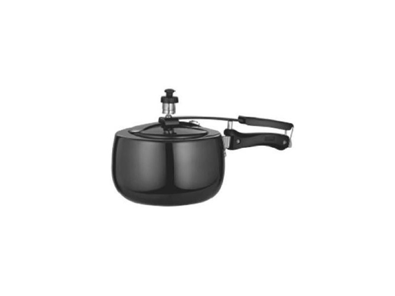 Quba Anodized 5.5L Induction Base Pressure Cooker