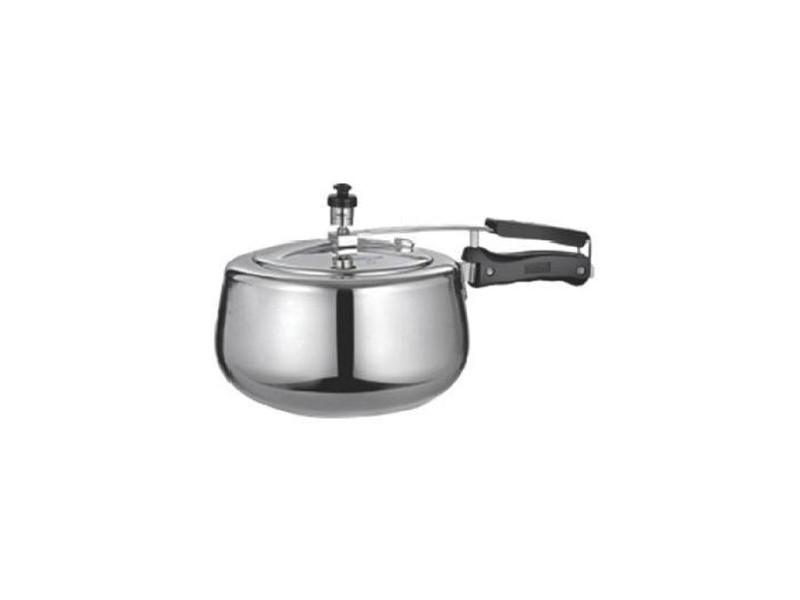 Quba  Aluminium 3L Pressure Cooker