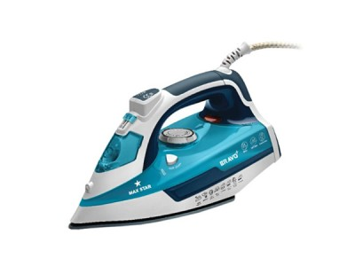 Max Star Bravo Plus Steam Iron 1800W