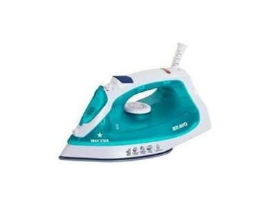 Max Star Bravo Steam Iron 1400W