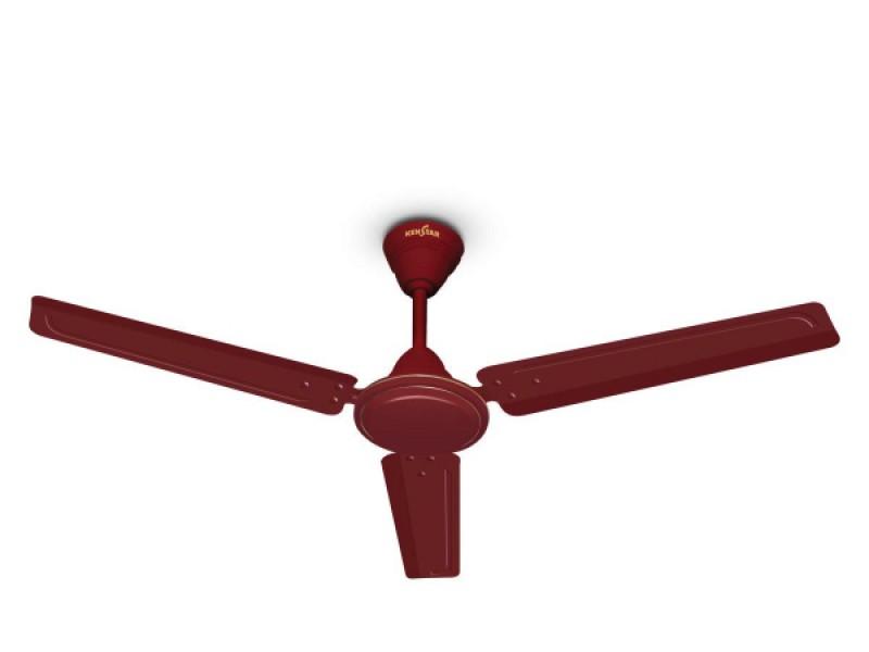 Kenstar Arctic Plus 900mm Brown Ceiling Fan