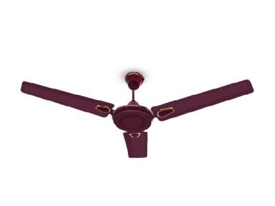 kenstar Glam 1200mm Brown Ceiling Fan