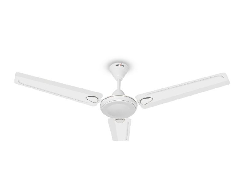 kenstar Glam 1200mm White Ceiling Fan