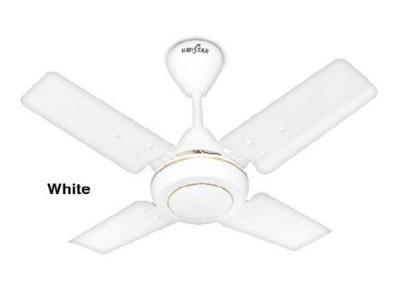 kenstar Glam 600mm White Ceiling Fan