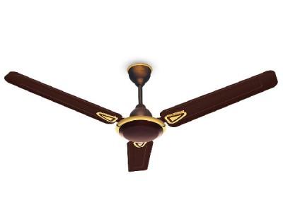 kenstar Klassy 1200mm Sparkle Brown Ceiling Fan