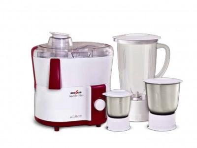 Kenstar Nutriv Plus Juicer Mixer Grinder 450W